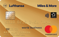 Miles & More Gold Business